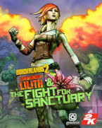 Borderlands 2 : Commandant Lilith & la Bataille pour Sanctuary