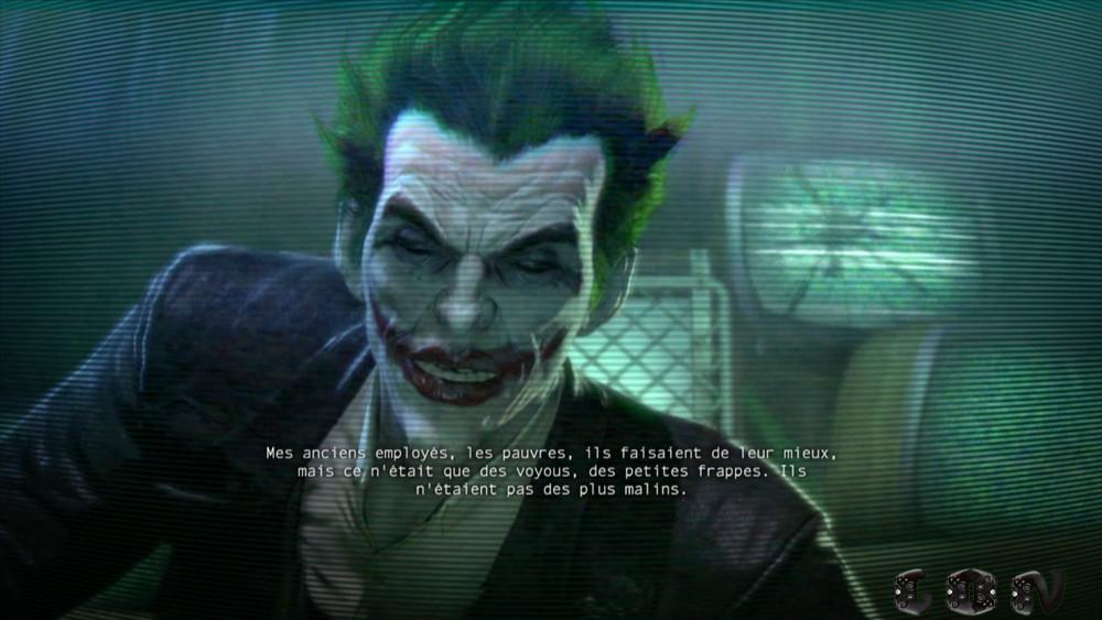 Batman arkham origins la classe ultime xboxornot le joker recrute a vous daugmenter son influence dans le mode multijoueur batman arkham origins voltagebd Gallery
