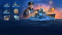 World of Warships : Legends - Il a coulé mon porte avion!