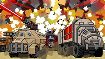 Convoy: A Tactical Roguelike - Mad Max sans Furia