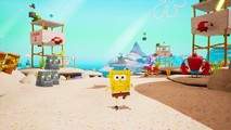 SpongeBob SquarePants : Battle for Bikini Bottom - Eponge qui gratte