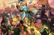 Dungeons and Dragons: Chronicles of Mystara - That's 90's show !