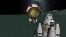 Kerbal Space Program Enhanced Edition - Vers l'infini... Et ?