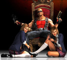 Duke Nukem Forever - Come get some ?