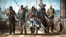 Assassin's Creed IV - Black Flag prit en flag'