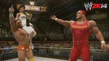 WWE 2K14 - On the Rocks !