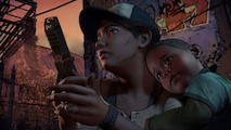 The Walking Dead : A New Frontier - Episode 1 & 2 - Los muertos attaquent !